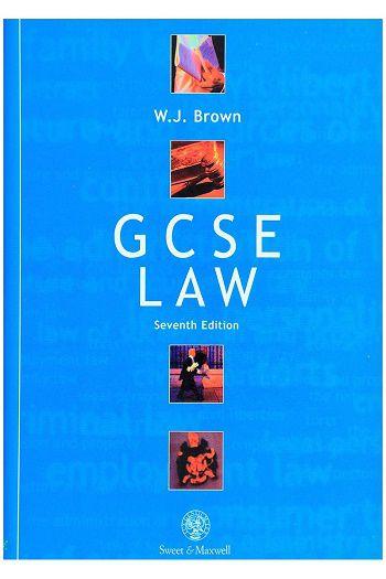 متون حقوقی GCSE LAW ویلیام جان براون
