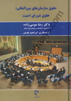 حقوق سازمان های بین المللی : حقوق شورای امنیت